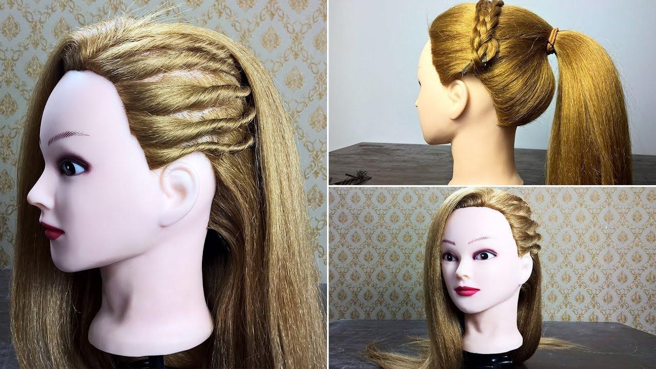 Khule Balo ki Hairstyle  10 Amazing New Hairstyle 10019 for Girl