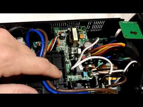 APC Back-UPS Pro 1000 BR1000G Disassembly and battery repair