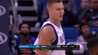 Orlando Magic vs Dallas Mavericks | February 21, 2020