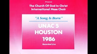 """""""Take It To The Lord In Prayer"""" (1986) Rev. Timothy Wright & The COGIC International Mass Choir"""