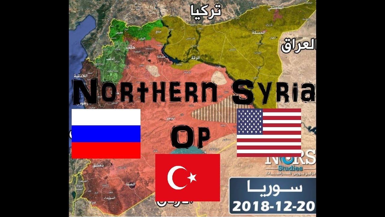 Trump, Turkey and Northern Syria Explained