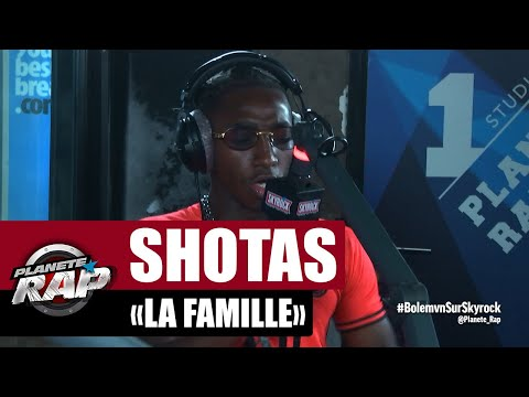 Youtube: [Exclu] Shotas«La famille» #PlanèteRap