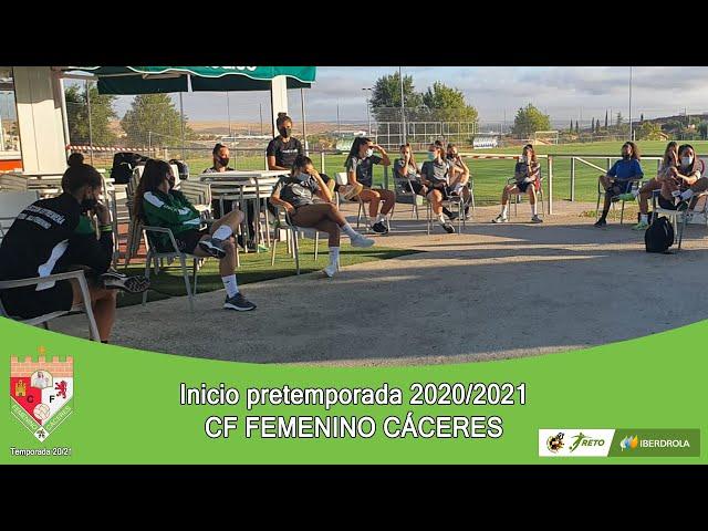 Liga #RetoIberdrola 20/21: Inicio de la pretemporada