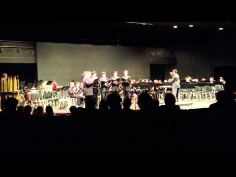 Ava Maria by Westmont high school band
