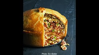 Sicilian Timballo  -  Rossella's Cooking with Nonna