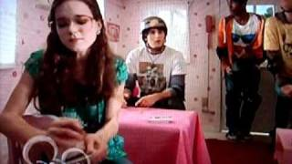 Zeke and Lisa Kiss - Zeke and Luther