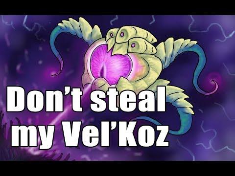 Crushing and teaching Vel'Koz wannabe players
