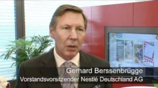 eat & tweet: Start für den virtuellen Nestlé Marktplatz