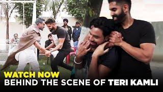 Behind The Scene | Teri Kamli | Goldy Desi Crew | Parmish Verma | Satpal Desi Crew