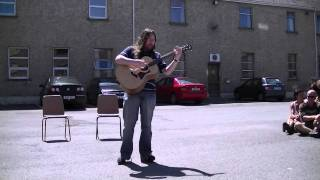 Ballyshannon 2011 - Dave McHugh - Acoustic - Gamblin