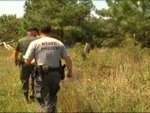 Kentucky state police searching for and finding marijuana for Kentucky fish and game