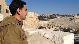 From Gaza to Jerusalem: A Rare Journey(Abu Bakr Bashir is the Wall Street Journal's producer in the Gaza Strip, but he had never been to Jerusalem. WSJ's Nicholas Casey documented his first visit., 2015-02-09T18:38:51.000Z)