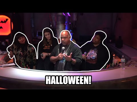 Halloween Horror Movie Roundtable