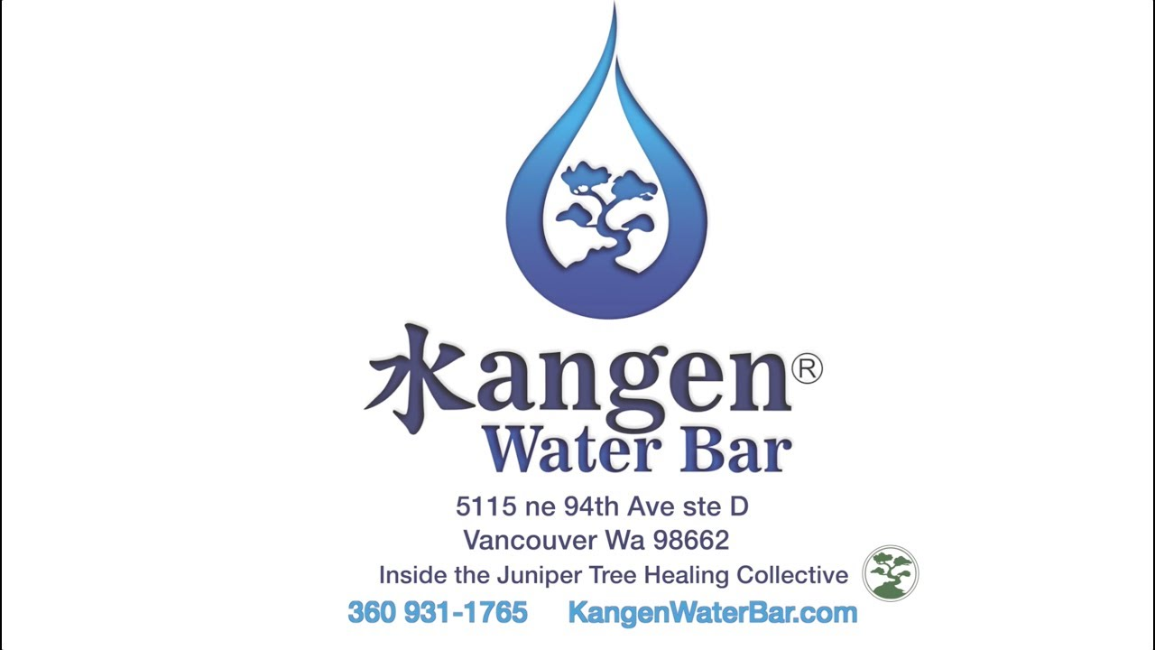 Welcome to the Kangen Water Bar
