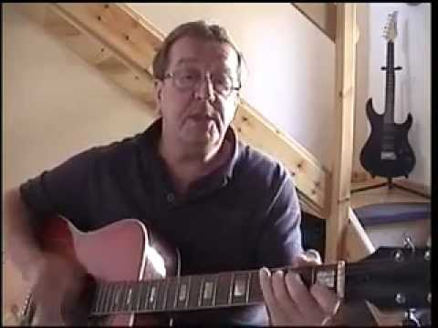 Oh Carol - Guitar Lesson - Acoustic Cover - Neil Sedaka - (Cover by Peter Winnett)