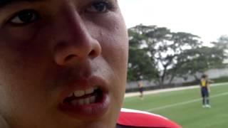 Selección de Fútbol Colegio Americano-Copa Americano-2