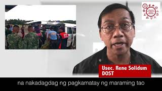 INVITE MESSAGE OF USEC. SOLIDUM FOR THE Q3 NSED ON AUGUST 8 2019