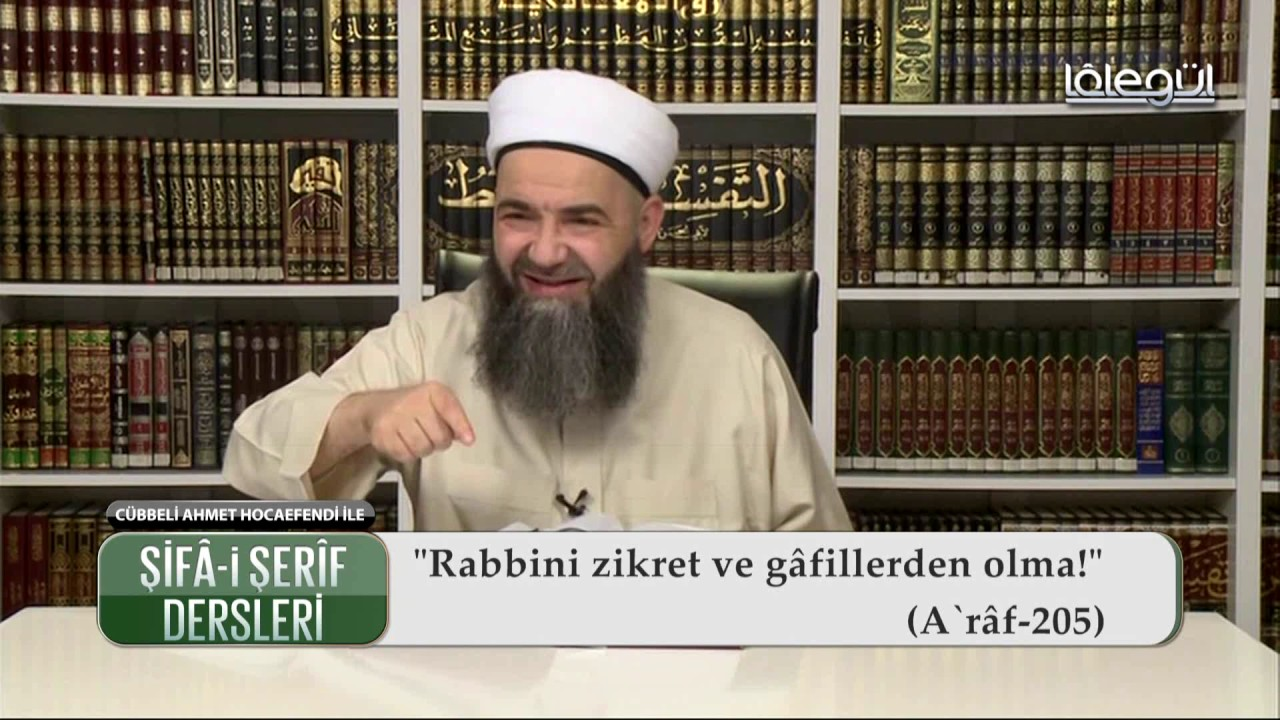 Şifâ-i Şerîf Dersleri 12.Bölüm 29 Ocak 2016 Lâlegul TV