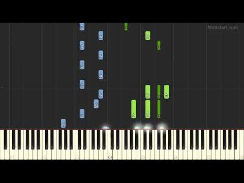 Mgmt - Time to Pretend [Ver.2] (Piano Tutorial) [Synthesia]