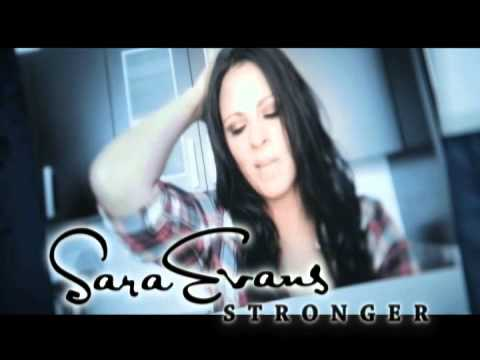 Sara Evans - Stronger - Available March 8