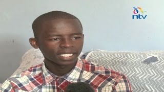It is all about attitude top student in KCSE 2016 tells youth - #KCSE2016