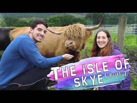 Skye Isle Route - Scotland / Done ✓! Travel Vlog