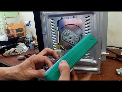 Sửa Lò Vi Sóng Sharp Lỗi Không Xoay đĩa Hay Hư.chia Sẻ Thực Tế Tự Sửa Tại Nhà (R).zalo 0909106234