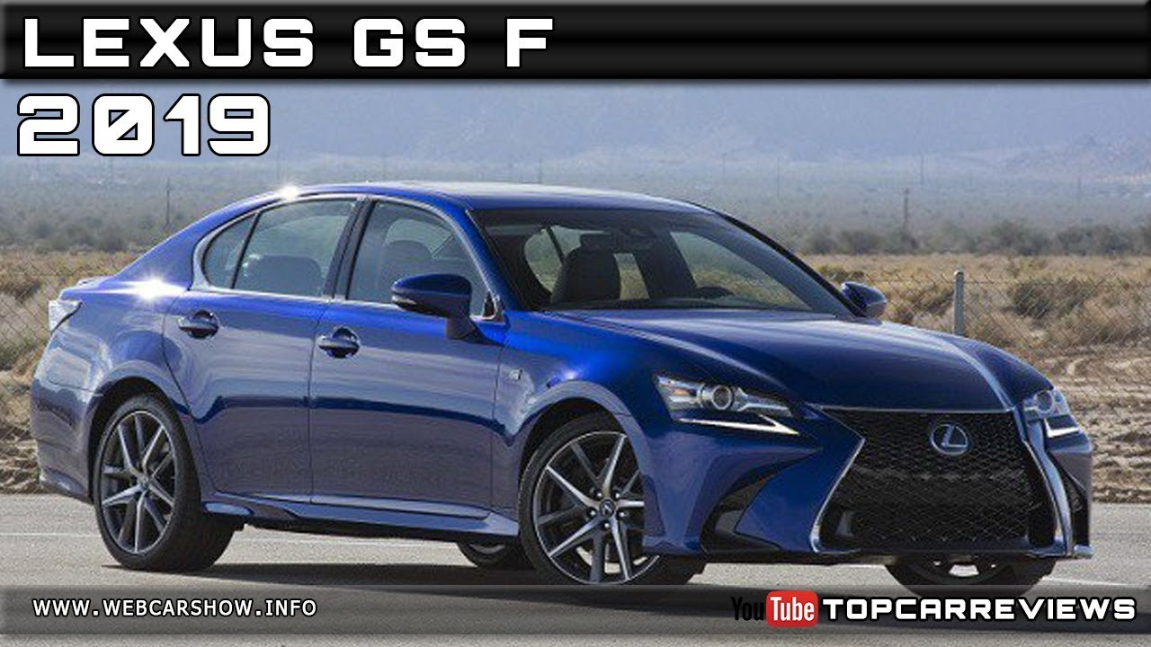 2019 Lexus Gs F Review Rendered Price Specs Release Date Youtube