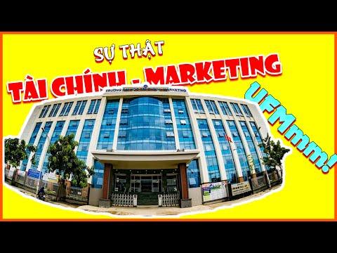 Sự Thật Về Đại Học Tài Chính Marketing UFM | Review Trường ĐH #4 | SuperTeo