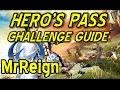 Borderlands 2 - Hero's Pass - Complete Challenge Guide