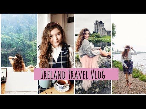 IRELAND TRAVEL VLOG!