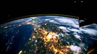 Video Bumi Berputar Dari Angkasa Lepas
