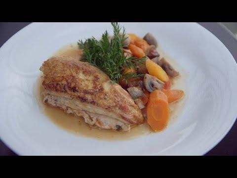 recette-:-poulet-chasseur---météo-à-la-carte