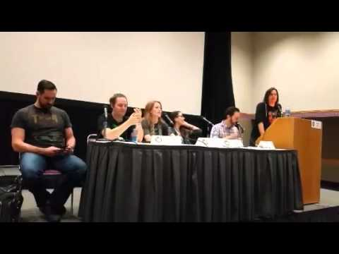 Good Rotation Critical Role panel @ Wizard World Portland w Matthew Mercer & friends [Spoilers E43]