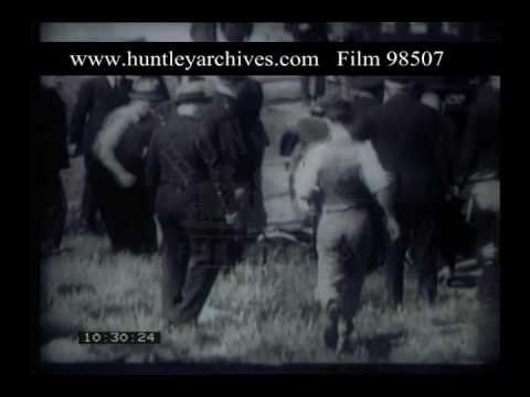 Republic Steel Plant Violence, 1930s - Film 98507