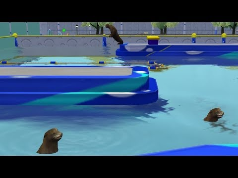 Zoo Tycoon 2: Marine Mania Campaign - Marine Shows - Double Feature