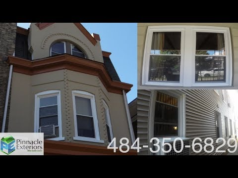 Pinnacle Exteriors - Energy Saving Replacement Window Installation Review in Allentown, PA