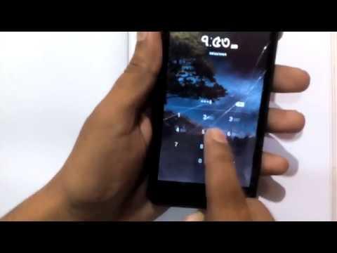 Symphony V50 Pattern Unlock/hard reset 100%ok - YouTube