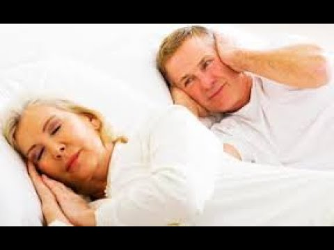 how to control/stop snoring