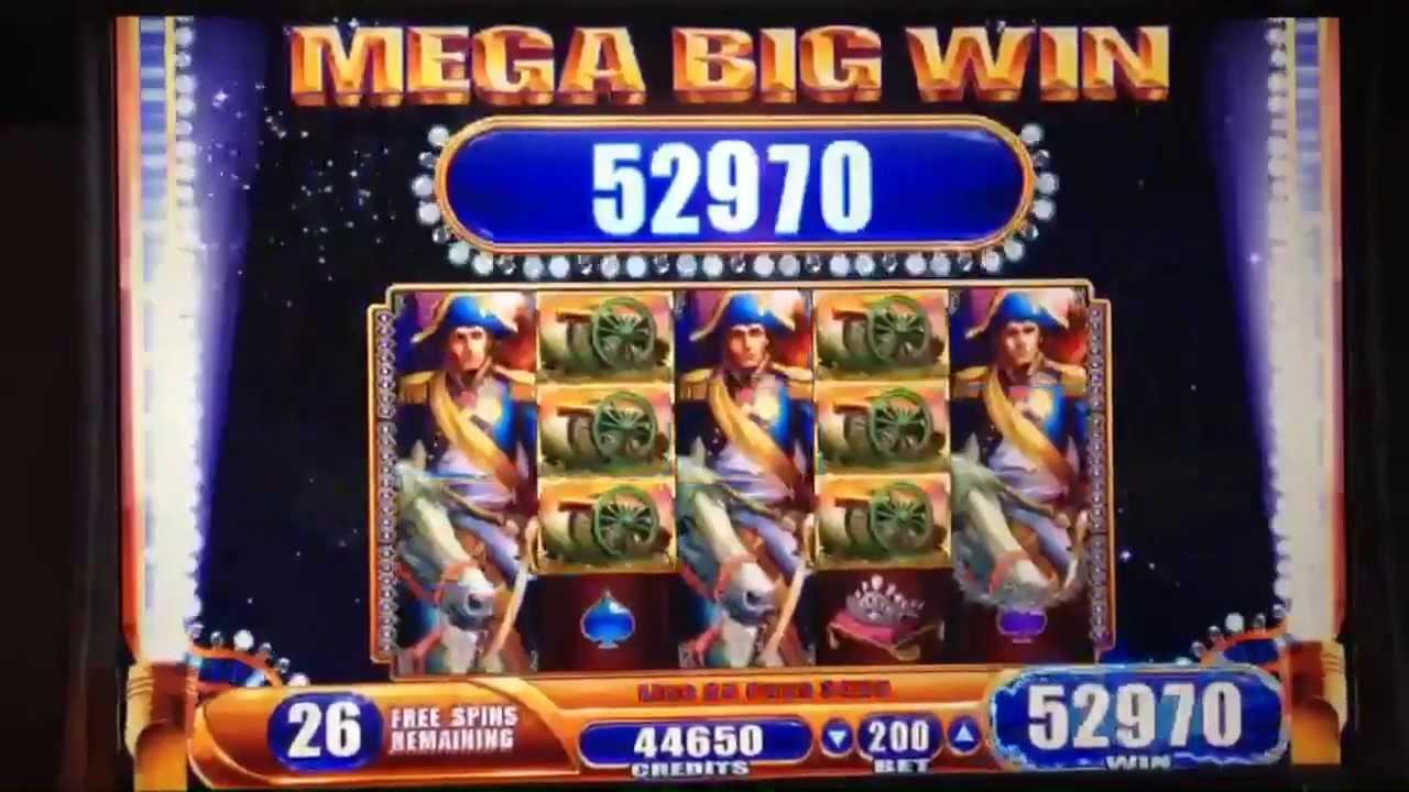 Slot machine napoleon