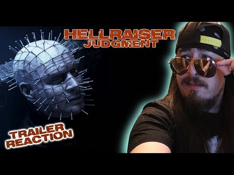 Hellraiser: Judgment Trailer Reaction | Power Metal Gamer