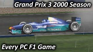 Grand Prix 3 2000 Season (2001) - Every PC F1 Game