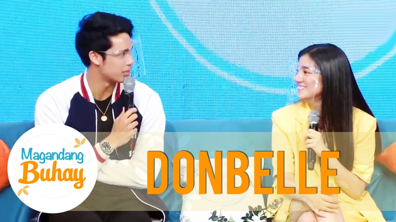 Donny says how Belle supports him | Magandang Buhay