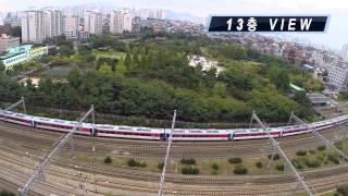 신한 헤스티아 13층 View 동영상