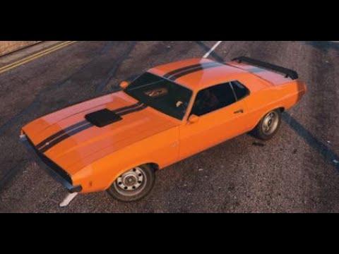 Gta 5 Online Bravado Gauntlet Classic Driver San Francisco