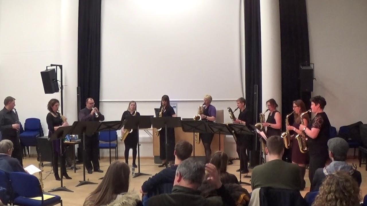 Serendip - Aerophone & Sax Ensemble