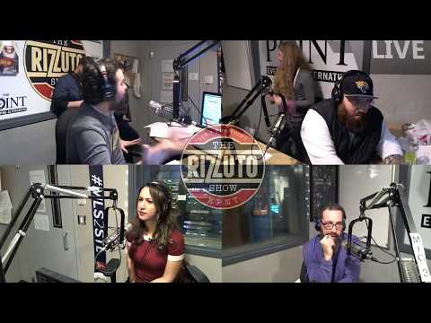 Rachel Feinstein talks celebrity mugshots & more on the Rizzuto Show