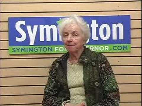 Symington Supporters: Madeleine Kunin