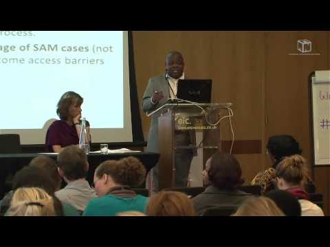 Kate Golden (Concern) & Sylvester Kathumba (MoH Malawi) - 7 years of CMAM scale up in Malawi