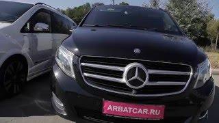 Заказ микроавтобуса Mercedes / мерседес B class(, 2016-01-14T15:45:37.000Z)